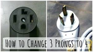 4 wire dryer plug honestaerosol co 4 wire dryer plug prong outlet wiring diagram changing a 3 to cord and