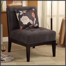 armless accent chairs bedroom