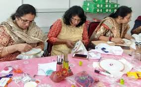 An art and craft store beyond all that glitters - The Hindu