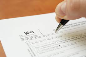 The irs itself will not be able to answer questions about the information on your form. What Is A W 9 Tax Form H R Block