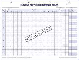 Soccer Playing Time Chart Glovers Football Scorebooks