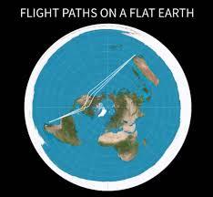 Flat Earth Flight Patterns Amazing Ryan InNC On Twitter Flight Routes Make No Sense On A Globe Earth