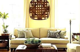 pottery barn wall decor home living room ideas paint for henley rug espresso