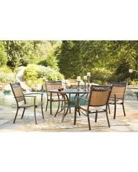 round dining room table and chairs tis the season for savings on christie collection od 365