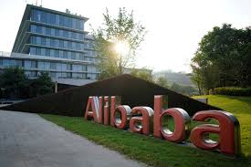 file photo the logo of alibaba group is seen at the company s headquarters in hangzhou