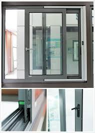 aluminum sliding windows double glazing aluminium sliding window