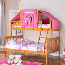 kids bedroom for twin girls. Latest Futon Beds For Kids With Donco Twin Over Full Mission Bunk Bed Hayneedle Bedroom Girls
