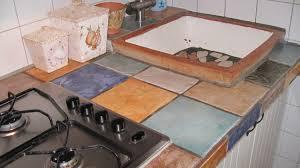 Küchenarbeitsplatte Fliesen | kochkor.info