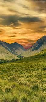 Download 1125x2436 wallpaper landscape ...