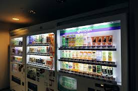 Different Vending Machines Beauteous Vending Machine Industry In Italy Largest Producer And Exporter