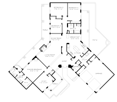 vibrant idea unique ranch style floor plans 15 bosswood southwestern home on modern decor ideas
