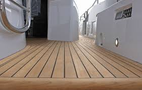seven trust pvc soft boat decking material comes in the same colours to mimic the teak however unlike teak deck boat flooring stays the color you choose