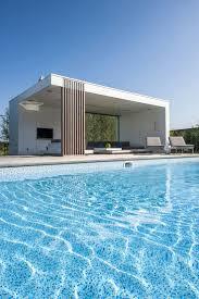 Screened In Porch Ideas with Stunning Design Concept. Modern GazeboModern Pool  HouseModern ...