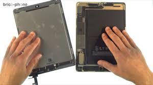 changer batterie ipad 2