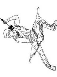 Small Picture marvel hawkeye Colouring Pages hawkeye colouring pages isrs2011