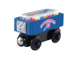 wooden railway troublesome trucks and sweets image 1 of zoomed image
