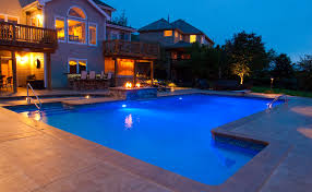 outdoor living and pools