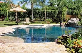 beach entry swimming pool designs. Delighful Pool Zero Beach Entry Swimming Pool With Spa And Rock Waterfall On Beach Entry Swimming Pool Designs