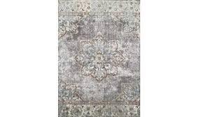 area rug dalyn rugs mocha pewter x 7
