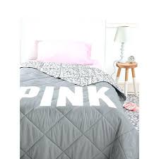 bed sheets twin sets queen comforter dorm bedding pink xl and gray