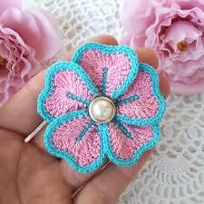 Crochet Flowers New Design 25 Easy Crochet Flower Patterns