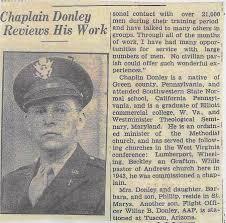 Ben Donley - US Army - World War II