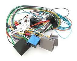 parrot mki9200 iso power & mute harness genuine parrot ebay parrot mki9200 wiring harness image is loading parrot mki9200 iso power amp mute harness genuine