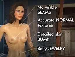 Inside The NSFW World Of Fallout and Skyrim Nudity Mods Kotaku.