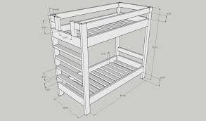 Plans For A Loft Bed Free Diy Bunk Bed Plans Kreg Jig Bunk Bed Plans Kreg Jig Bunk