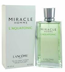 <b>Туалетная</b> вода <b>Lancome Miracle Homme</b> L'Aquatonic — купить по ...