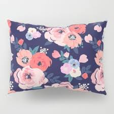 floral pillow shams. Beautiful Pillow Intended Floral Pillow Shams L