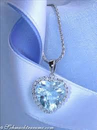 1 aquamarine heart cut 2 98 cts