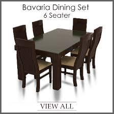 6 seater dining set six seater dining table and chairs por of six seater dining table