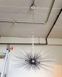 homeandartlosangeles com chandelier installation la cy16