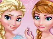 frozen prom makeup design