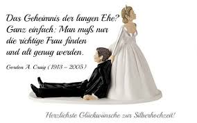 Sprüche Silberhochzeit Glückwünsche Lustig Geheimnis Lange Ehe