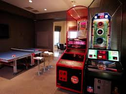 45+ Video Game Room Ideas to Maximize Your Gaming Experience | Game rooms,  Video game rooms and Dvd storage