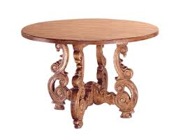 Italian Dining Tables Italian Round Dining Table Emanuel Morez