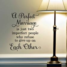 Us 1234 5 Offperfect Marriage Lettering Wall Stickers Love Quotes Wall Decals For Bedroom Wedding Ceremony Wall Decals Home Decors 632q In Wall