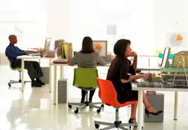 productive office space. Can The Color Of Your Office Walls Affect Productivity? Does It Matter Whether Desk Is Near A Window Or Under Fluorescent Light? Productive Space