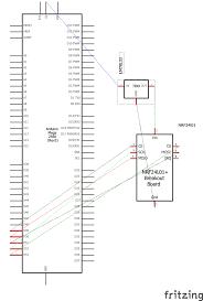 create a chat room using arduino and nrf24l01 Arduino Stepper Motor Wiring Diagram at Create Arduino Mega Wiring Diagram