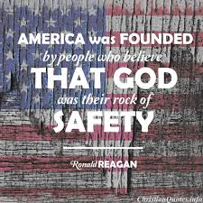 America Quotes Inspiration Ronald Reagan Quote America Founded ChristianQuotes
