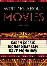 Writing About Movies by Karen M  Gocsik