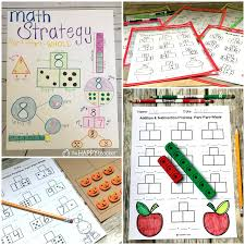 Part Part Whole Chart Addition And Subtraction Strategies Thehappyteacher