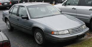 1994 Chevrolet Lumina - Information and photos - ZombieDrive