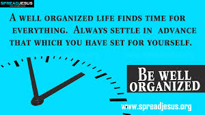 TIME MANAGEMENT QUOTES HD-WALLPAPERS FREE DOWNLOAD Be well organized