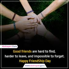 happy friendship day messages in hindi