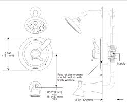 wondrous ideas tub shower faucet installation how to raise and better moen quality 6