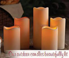 outdoor candle lighting. Delighful Lighting Intended Outdoor Candle Lighting