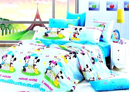 minnie mouse twin bedding sets twin bedding set mickey mouse twin bed set blue mickey and